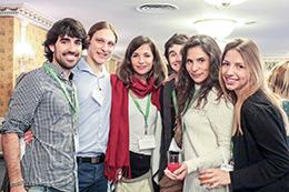 Students at Rome